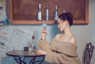 【梓州女神第 7期】梁丹:爱笑的女人 不辜负阳光和花香