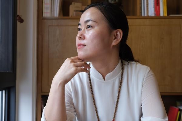 【梓州·人物 第3期】陈妍,不会做公益的表演家不是一个合格的非遗传承者 ... ... ...
