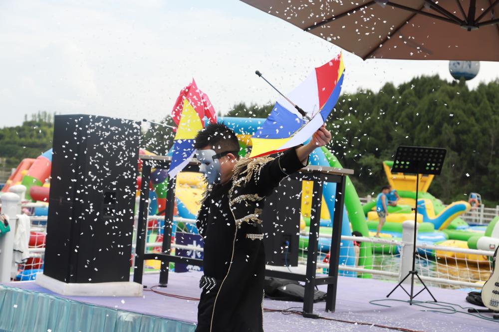2021八尔湖水上乐园第二届水上狂欢节,6月11日盛大开幕!水上冲关上万元大奖等你!来!拿!