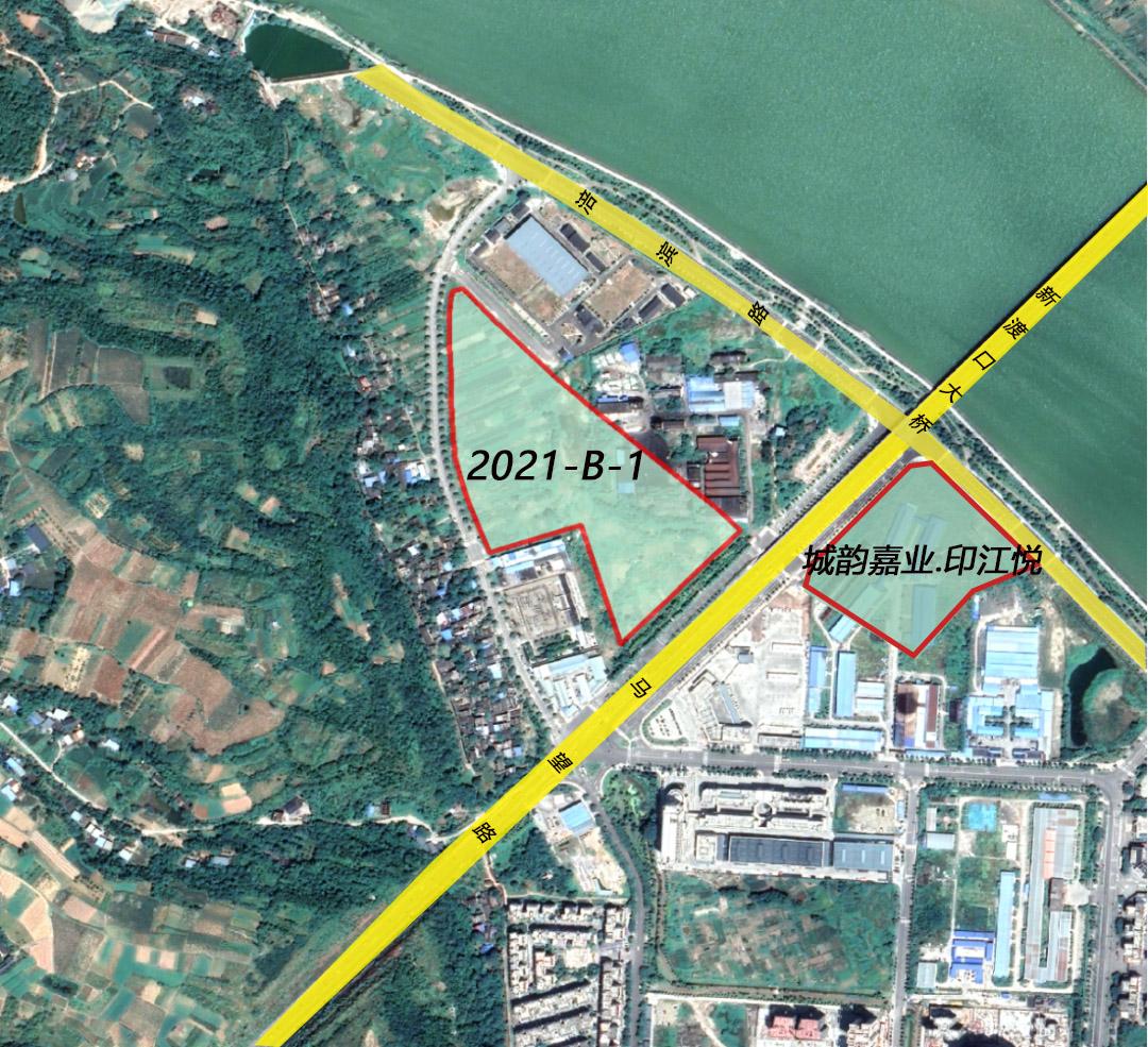 城北地块新动作!占地42.84亩,三台又有新盘将入市