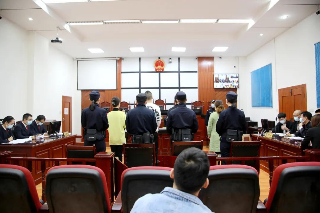 """三台县法院公开审理""""地沟油案"""""""